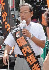 元巨人監督の堀内恒夫氏、参議院で繰り上げ当選