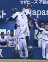 DeNAベイスターズ、今季最多の19安打&17得点の猛攻で広島に勝利