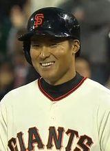 ジャイアンツ田中賢介、メジャーデビュー戦で初ヒット&好守備を見せる活躍
