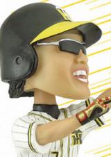 【悲報】阪神・西岡のバブルヘッド人形が発売されるも、似てない