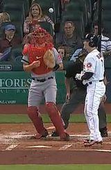 【動画】ナックルが捕れない!MLB記録の1イニング4捕逸が出る大惨事