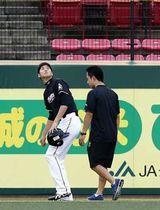 【悲報】大谷翔平、フリー打撃の打球が頭部に直撃し病院へ・・・