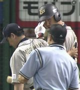 オリックス・イデホ、審判に抗議し森脇監督とともに退場wwwwwww