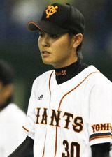 巨人・宮國、2回表に8失点の大炎上 広島は今季最多イニング得点