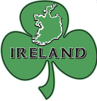 Shamrock-Ireland