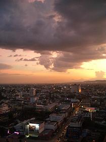チェンマイの街