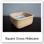 Square Cross hidecane
