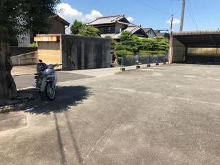赤田駐車場�