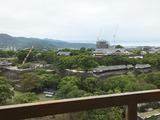 熊本城修復中