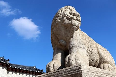 gyeongbok-palace-3077864_640