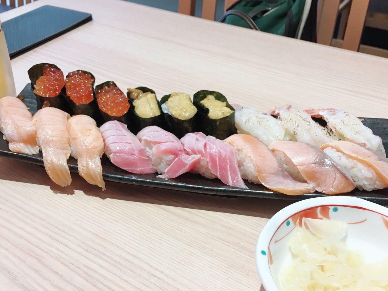 秋葉原 寿司 飲み放題