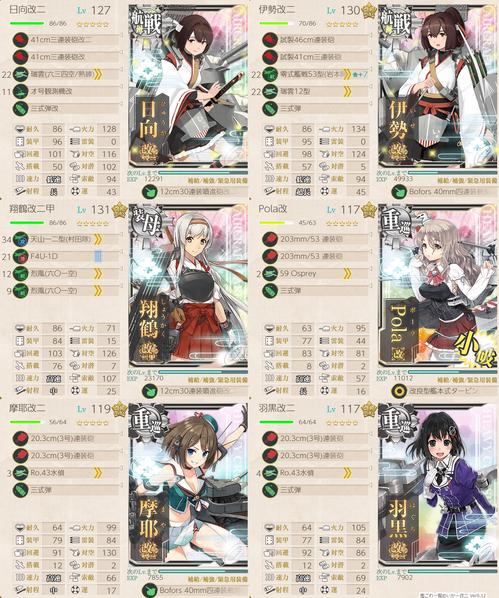 最精鋭「第四航空戦隊」、出撃せよ!4-5