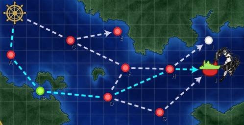 艦隊司令部の強化[実施段階]4-1