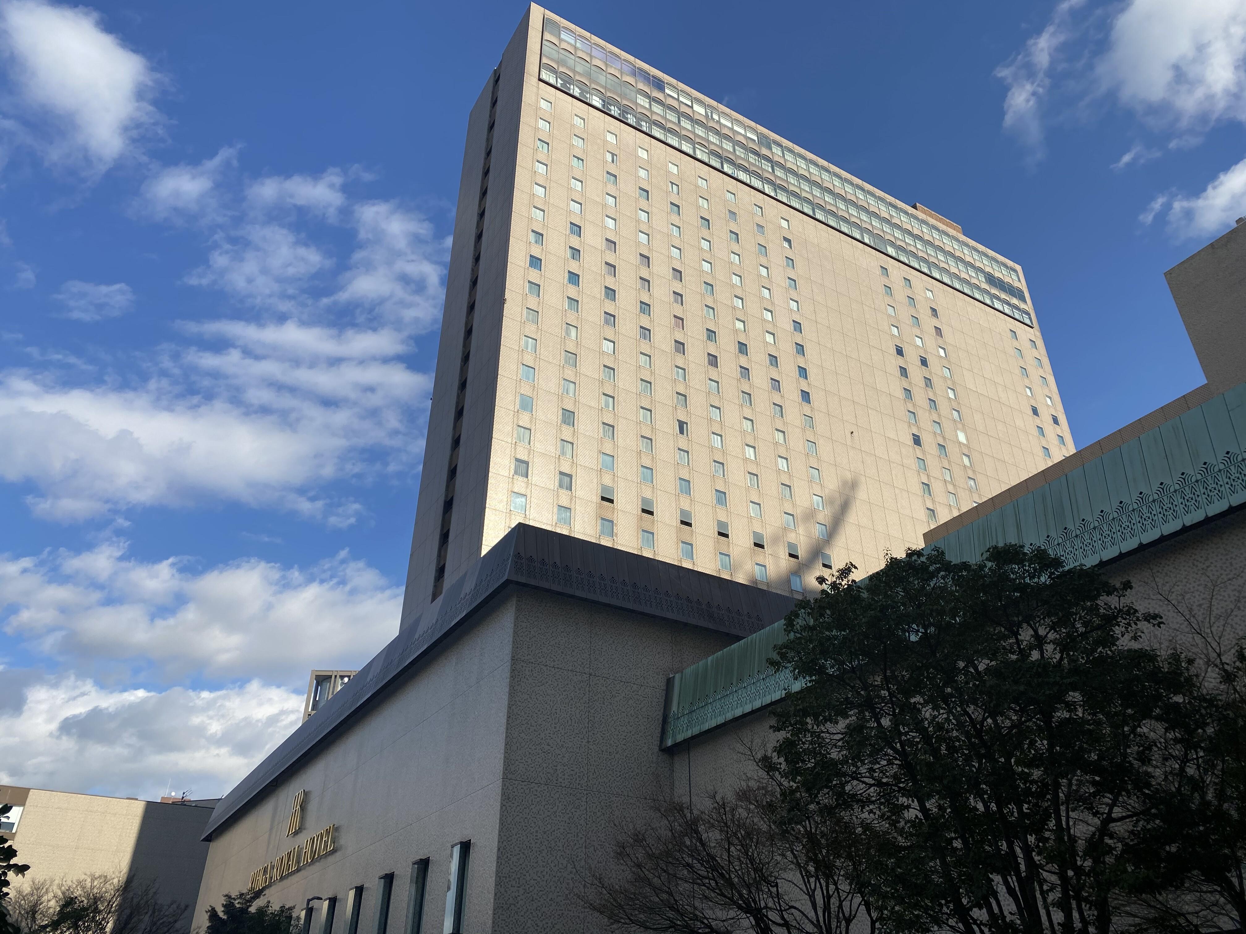 ロイヤル ホテル 大阪 リーガ