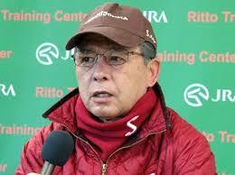 石坂調教師