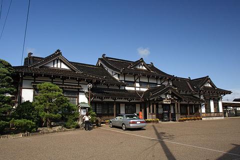旧・大社駅