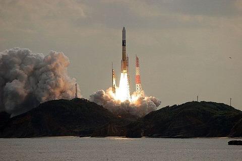 H-IIA Launch Vehicle Flight 26