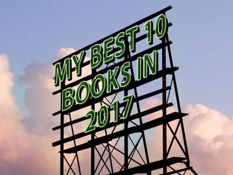 My Best 10 Books in 2017