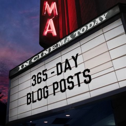 365日連続ブログ投稿
