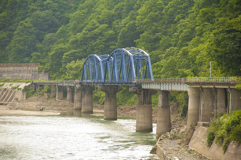 第八只見川橋梁