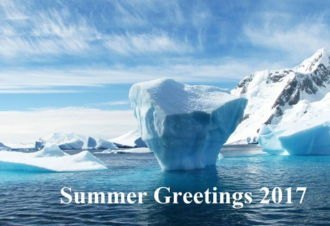 summer greetings 2017