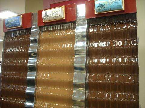 チョコレート@日本橋三越本店