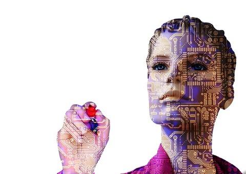 ロボット-人工知能