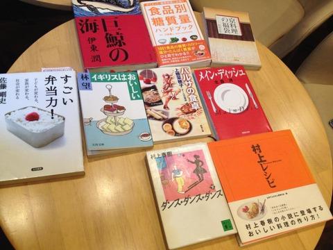 東京朝活読書会「テーマ:食」に参加しました。