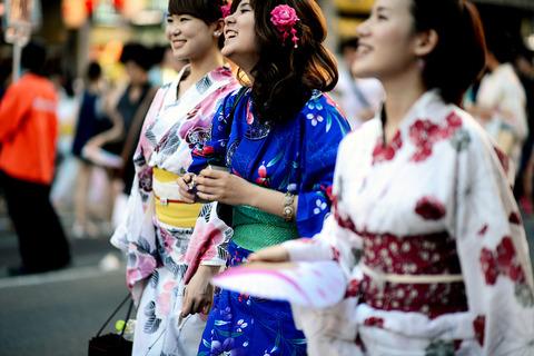 伝統工芸品 浴衣 yukata