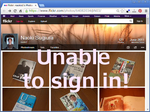 Flickr_unable_to_signin