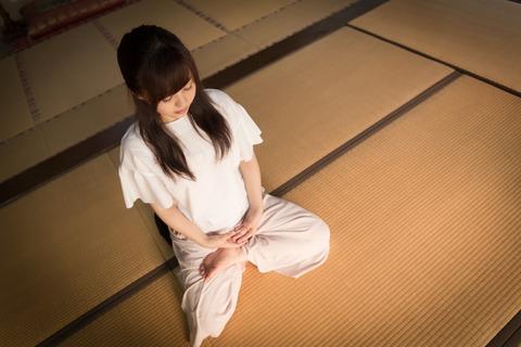 座禅をすることで色々な思考が頭を駆け巡る