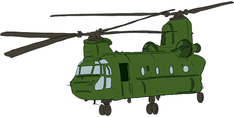BOEING CH-47