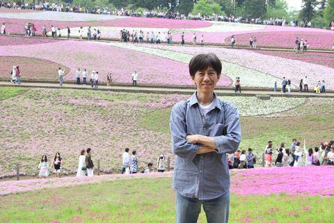 秩父羊山公園芝桜の丘