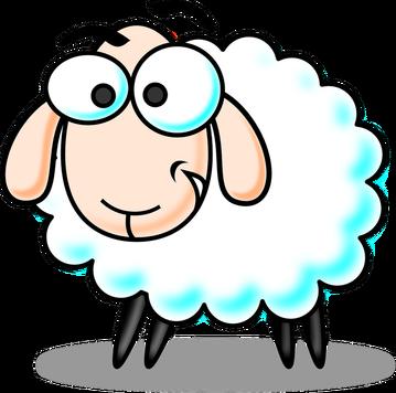 羊-Pixabay