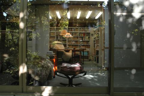 司馬遼太郎の書斎