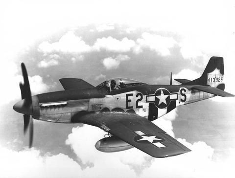 P51戦闘機