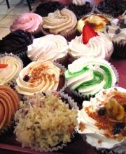 カップケーキたち