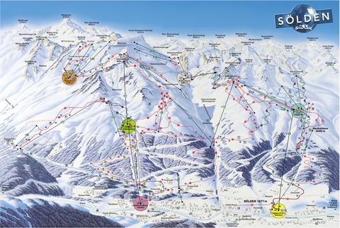 Solden-Piste-Map