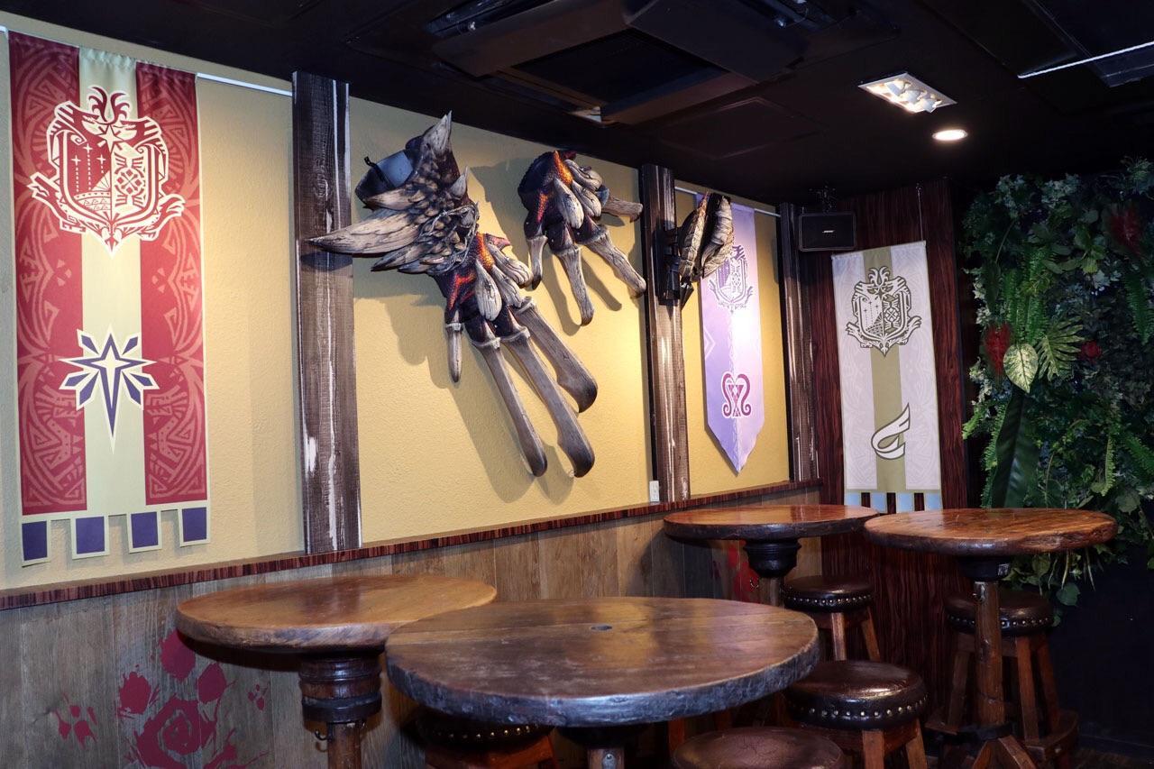 新宿 モンハン酒場