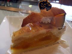 Newケーキ★パンプキンパイ