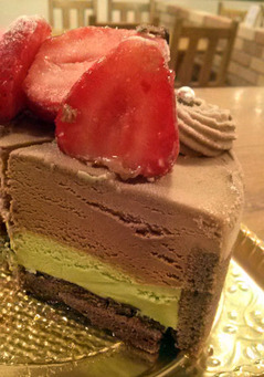 初登場★アイスケーキ