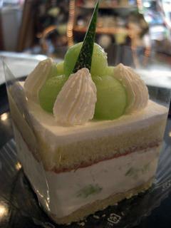 季節限定ケーキ☆メロディ