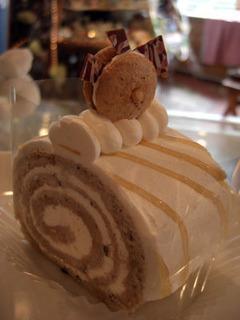 New☆紅茶のケーキ