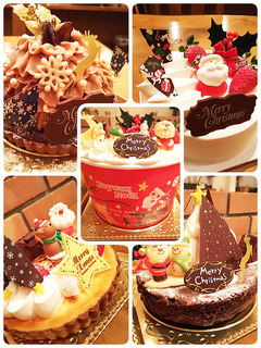 クリスマスありがとうございました