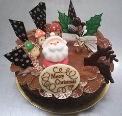 クリスマスケーキ予約開始から4日目