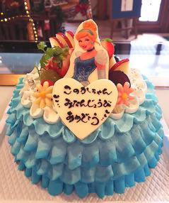新作★ドレスケーキ♪