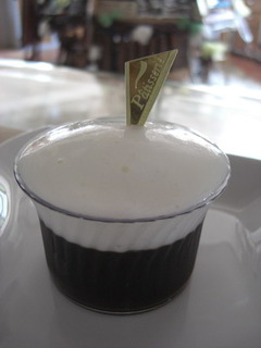 季節限定ケーキ☆コーヒーゼリー