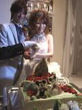 結婚式へ行ってきました