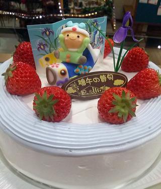 2015☆子供の日デコレーション