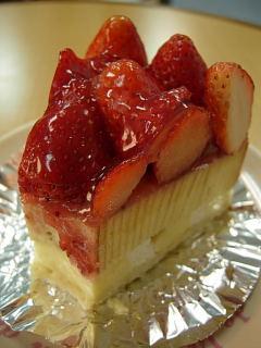 大木のケーキ